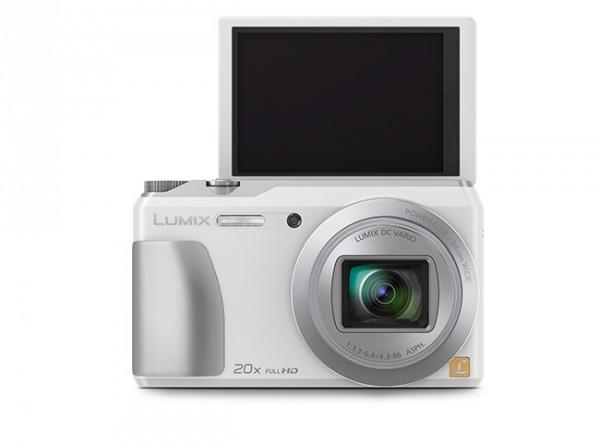 Panasonic Lumix TZ55, la cámara compacta familiar más actual