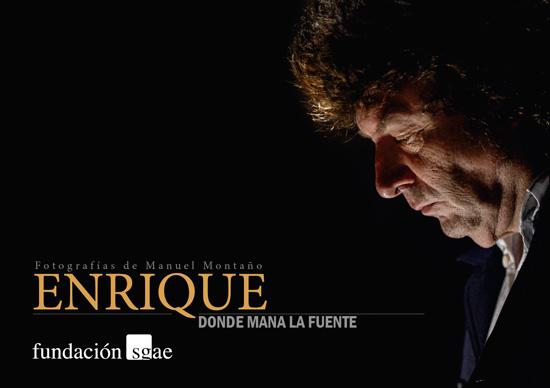 La SGAE homenajea a Enrique Morente con una exposición