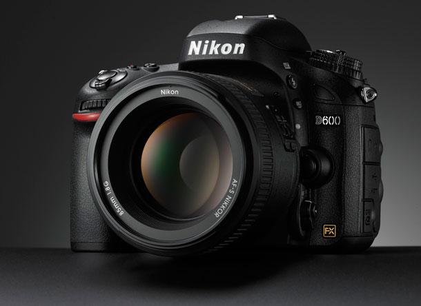 Nikon lanza un programa de reparación y sustitución para sus D600
