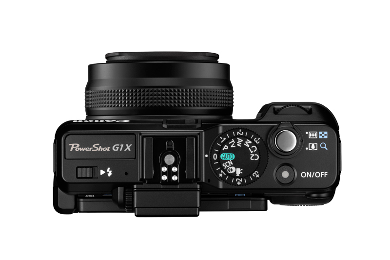 Canon renueva su G1 X