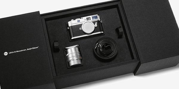 Las Leica Monochrom Gibson se agotan antes de su lanzamiento