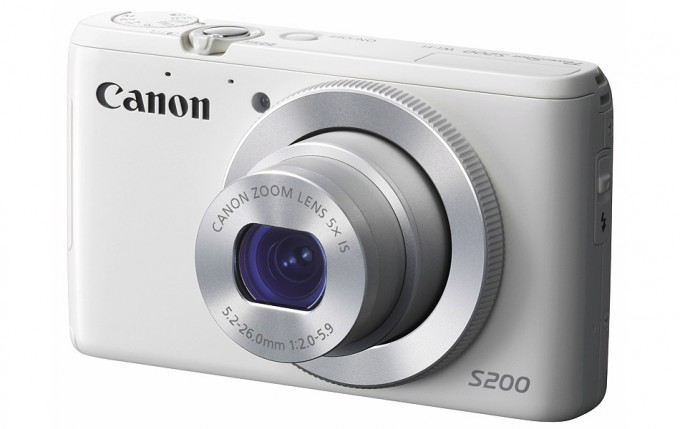 Powershot S200: la gama media de Canon