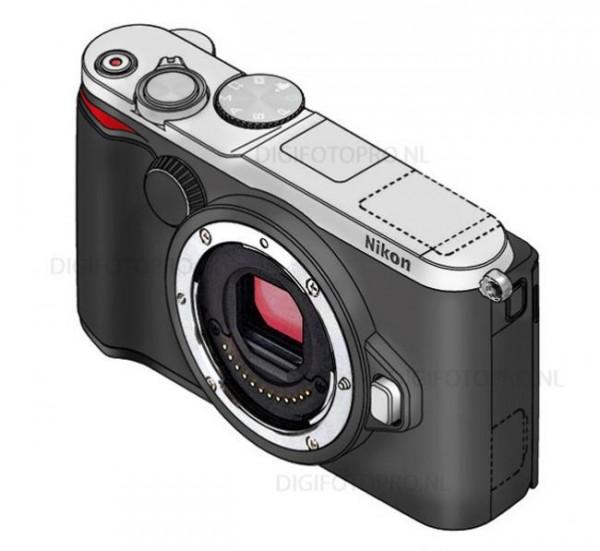 Nikon registra una nueva patente, ¿Cámara sin espejo a la vista?