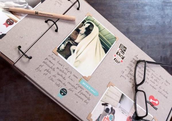 Crea tu propio álbum de fotografías especiales con Inkee