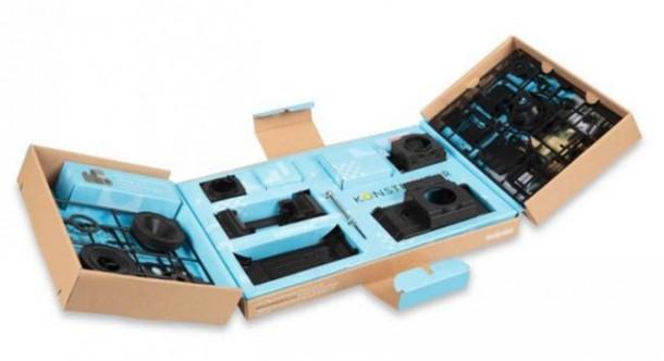 Konstruktor Super Kit, lo nuevo de Lomography