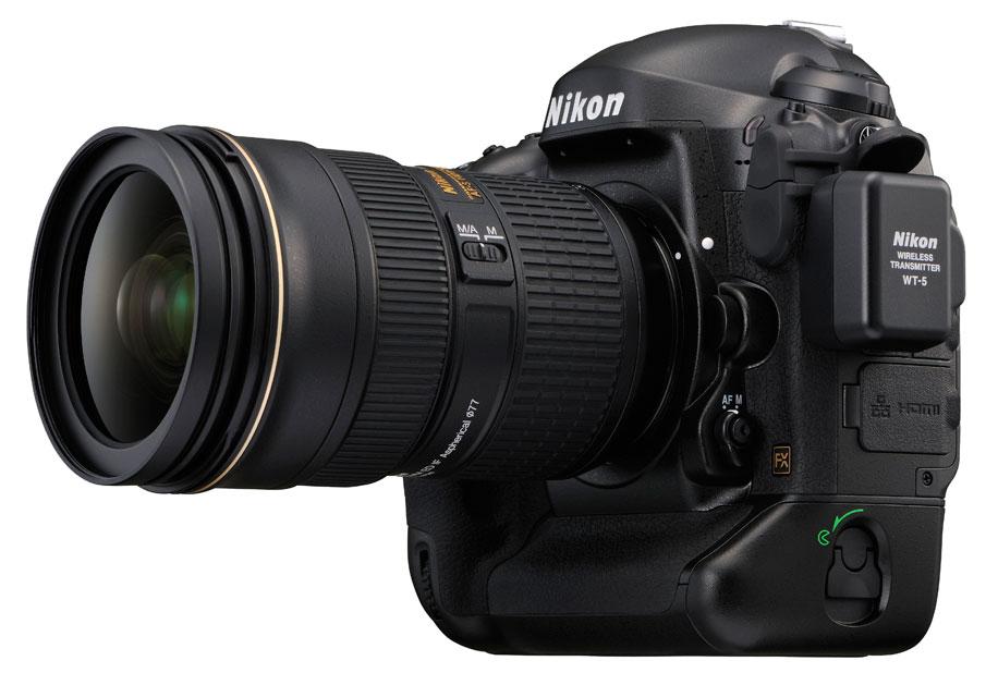 Ya está aquí la Nikon D4s