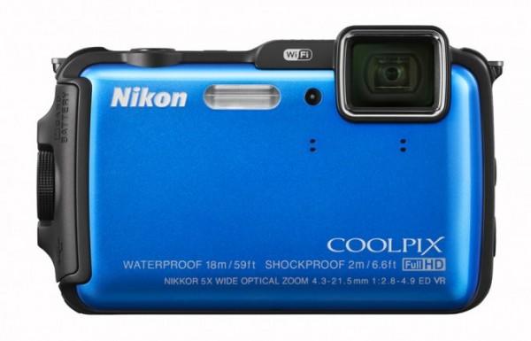 Nikon Coolpix AW120, la nueva compacta resistente de Nikon