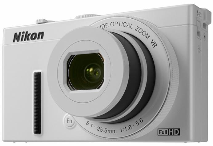 Nikon presenta su compacta más avanzada