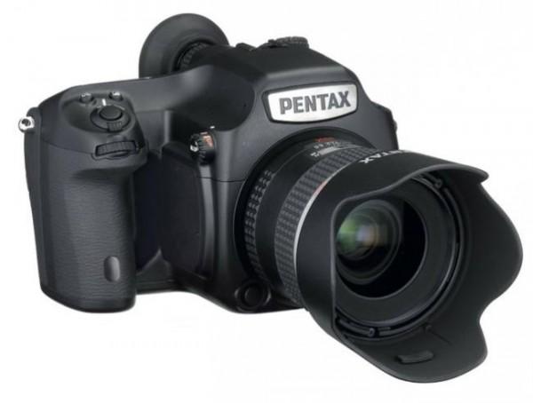 Pentax nos presentará en el CP+ su nuevo formato medio