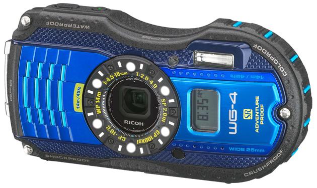 Ricoh renueva su gama de cámaras compactas todoterreno