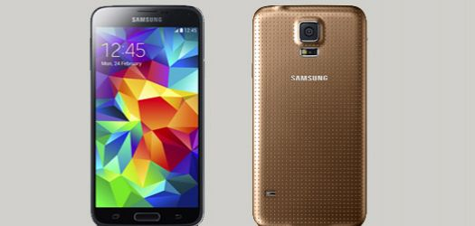 Samsung presenta su Galaxy S5