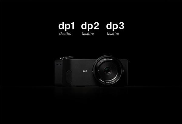 Primeras imágenes de la Sigma Quattro DP2