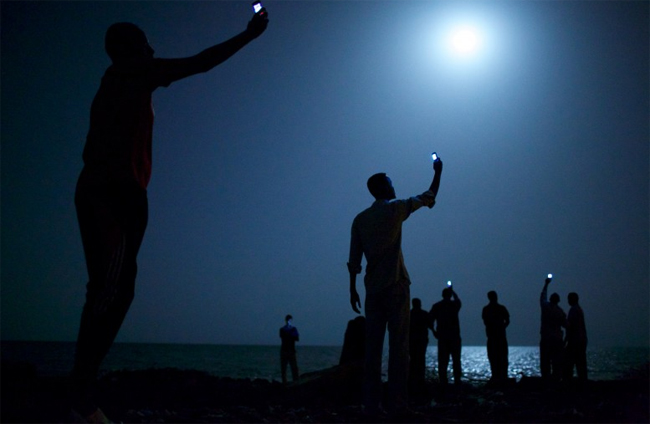 John Stanmeyer se lleva el World Press Photo 2014
