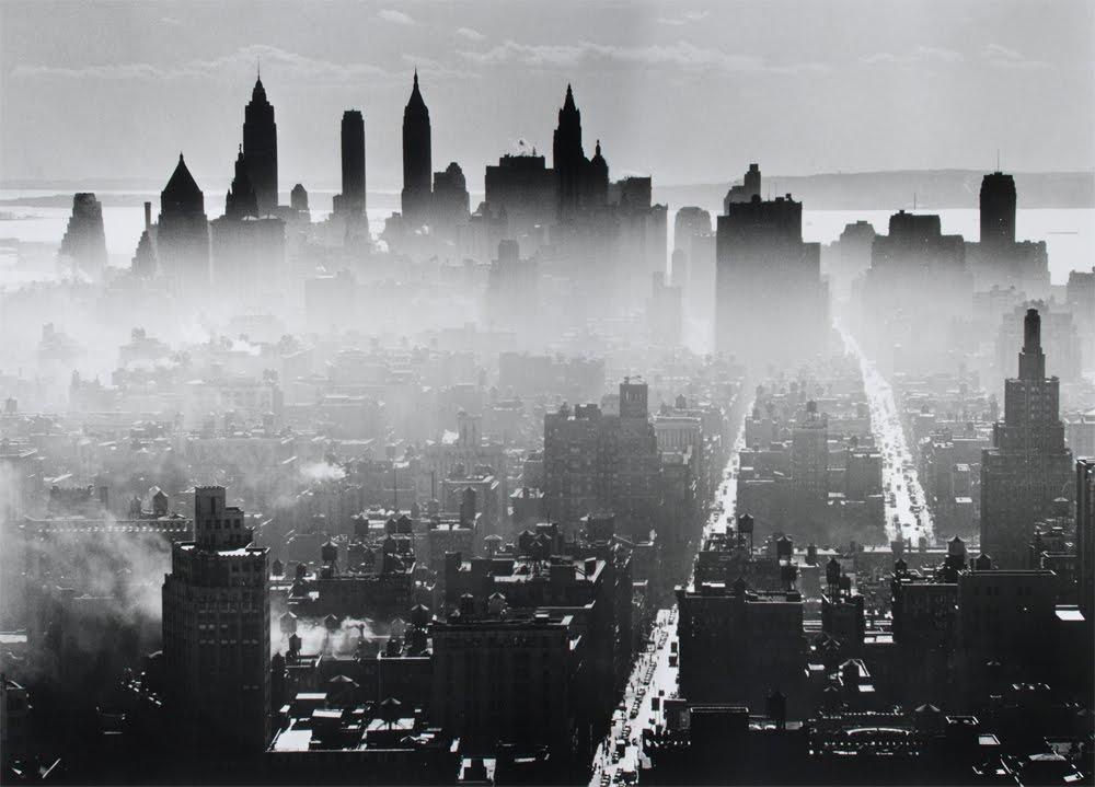El fotógrafo de la semana: Andreas Feininger