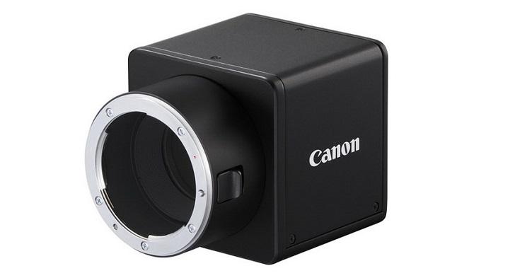 Canon se apunta a la fotografía industrial