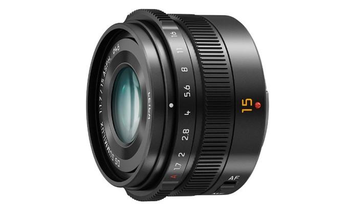 Panasonic anuncia el Leica 15mm para junio