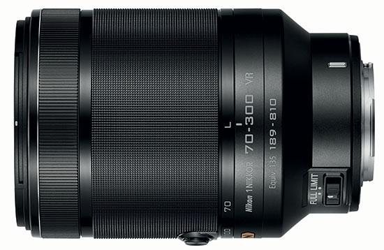 Nikon presenta dos nuevos objetivos para su Nikon 1