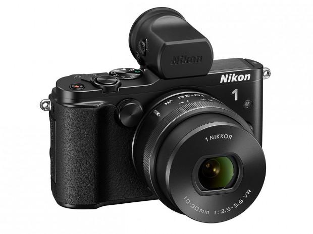 Nikon presenta la esperada V3