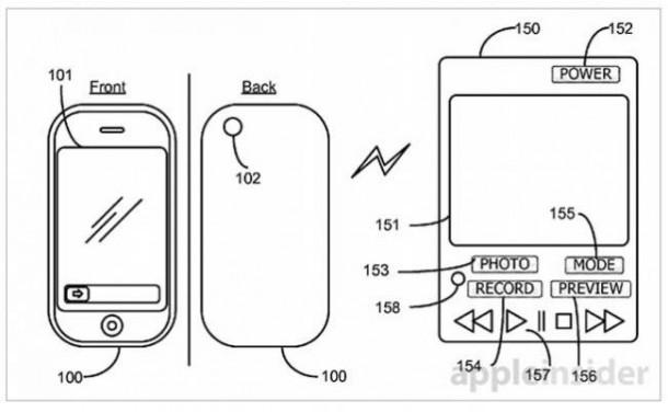Apple registra una nueva patente para su iPhone y su iPad