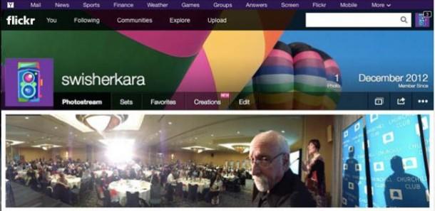 Flickr tendrá un nuevo diseño en las próximas semanas