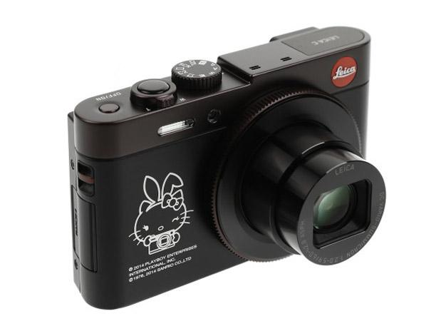 ¿Una Leica con dibujos de Hello Kitty?