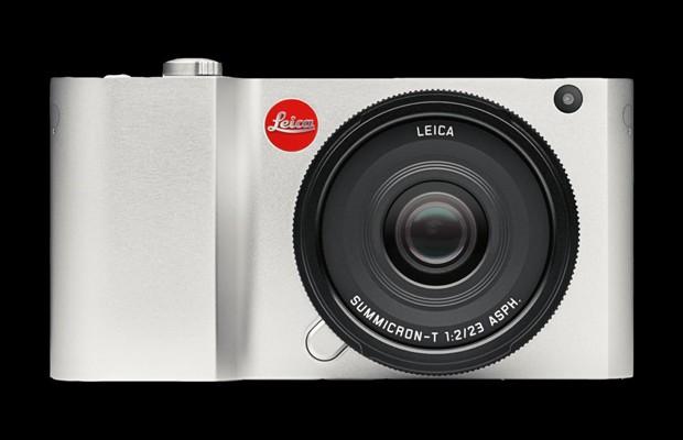 Leica lanza al fin la Leica T