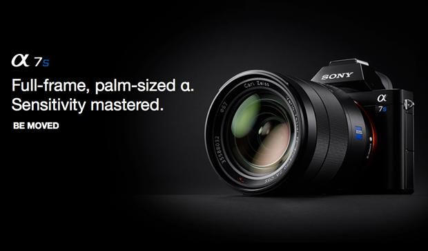 Sony presenta oficialmente su A7S, con un sensor extraordinario y vídeo en 4K