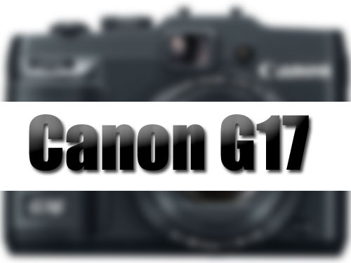 Canon podría lanzar la PowerShot G17 próximamente