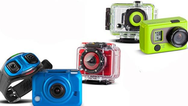 La firma española Energy Sistem lanza una alternativa a las GoPro