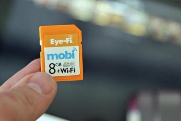Eye-Fi Cloud, las SD WiFi que nos permitirán almacenar fotografías en la nube