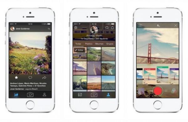 Flickr, ahora también disponible para iOS y Android