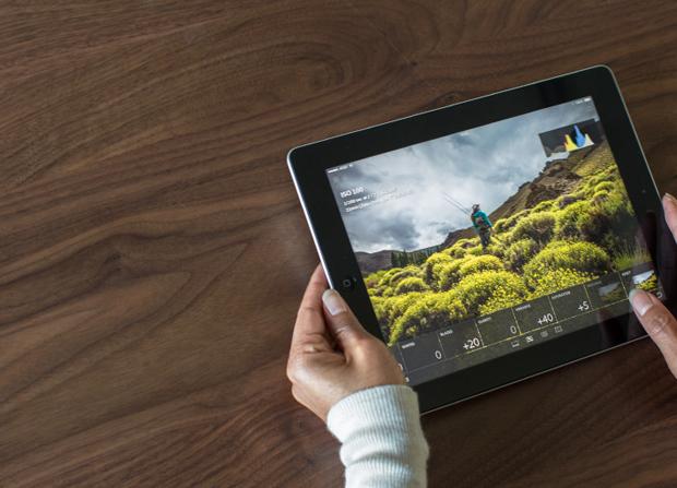 Adobe lanza Lightroom Mobile para iPad