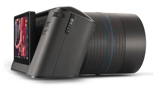 Lytro se pone seria y presenta su cámara con aspiraciones profesionales
