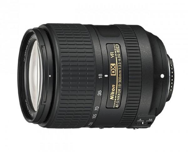 AF-S DX VR NIKKOR 18-300mm, el nuevo multiusos de Nikon