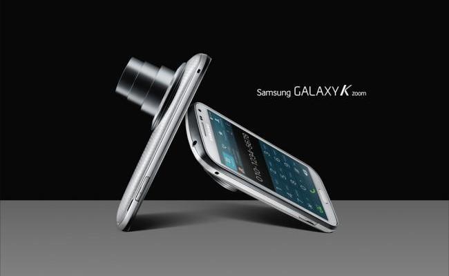 Samsung Galaxy K Zoom, un smartphone orientado a la fotografía