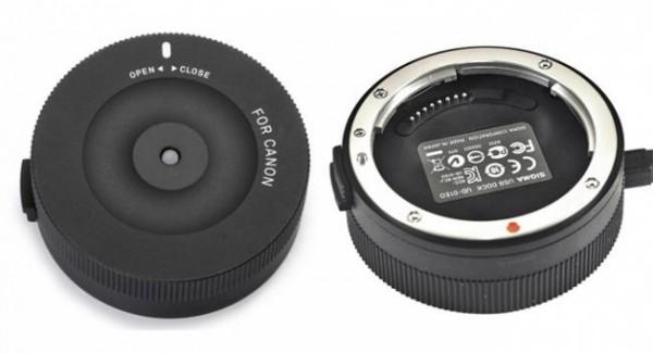 USB Dock Sigma, el accesorio más curioso de Sigma