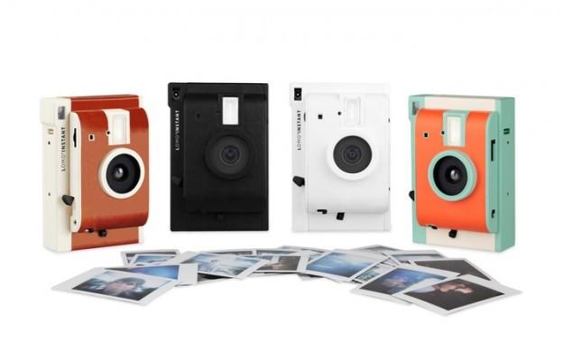 Lomography busca mecenas para lanzar su nueva cámara lomo instantánea