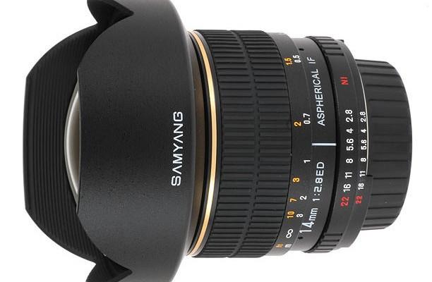 El baratísimo Samyang 14mm f/2.8 se revela como el mejor gran angular para Canon