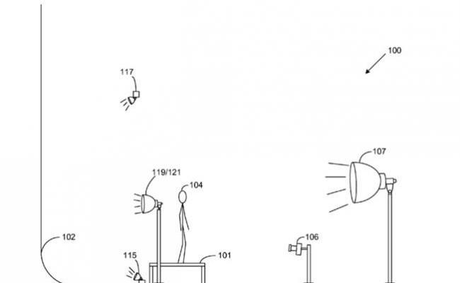 Amazon presenta una patente sobre una técnica de fotografía