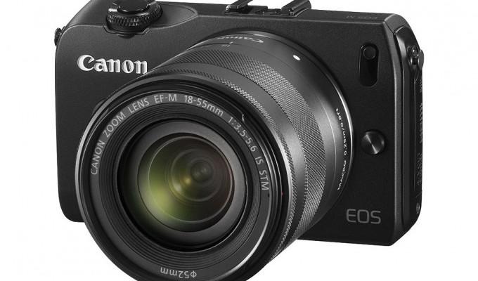 Canon USA ha retirado de su web la línea EOS-M