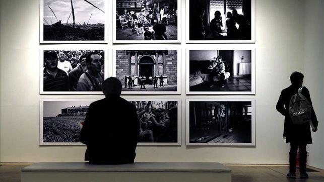 Exposición del fondo fotográfico de la BNE del siglo XIX