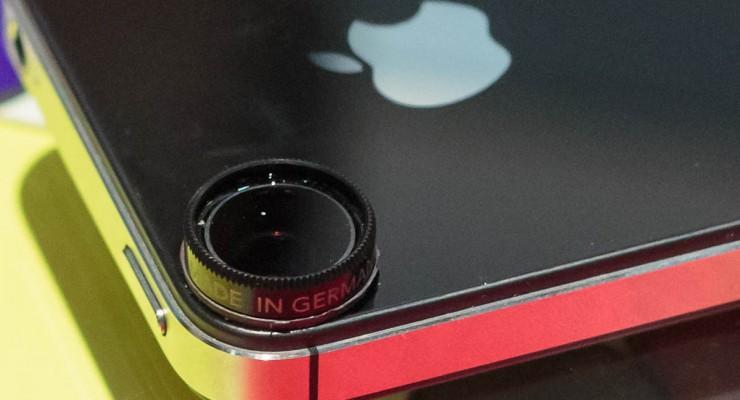 Filtro Polarizador para smartphones Smart-pro, regalo para fotógrafos