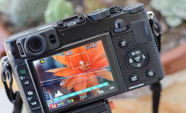 Descatalogan la X20 de Fujifilm