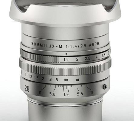 Nuevo objetivo Summilux-M 28 mm f/1.4 ASPH de Leica