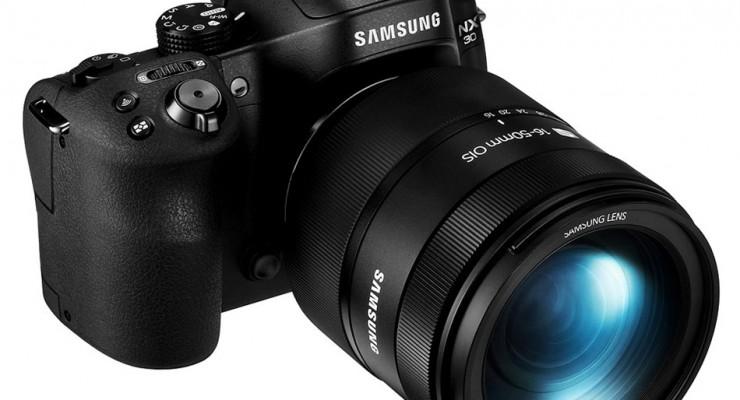 Samsung cambia tu réflex digital por la NX30 gratis