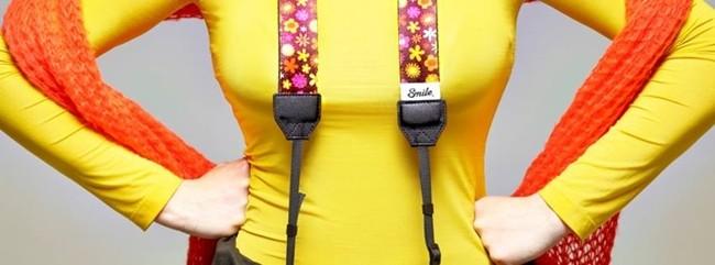 Correas para cámara réflex de la marca Smile