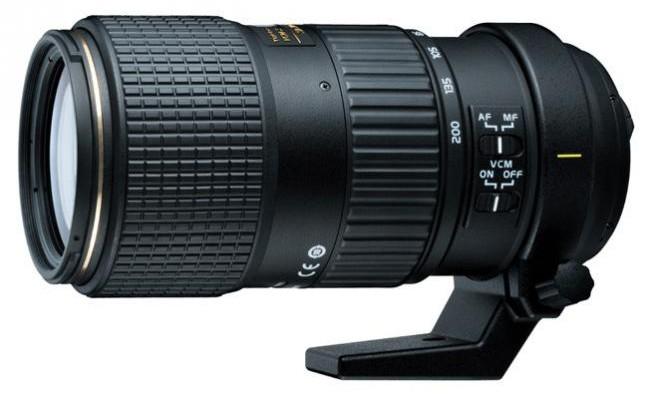 Tokina presenta el objetivo AT-X 70-200 mm f/4 Pro FX VCM-S