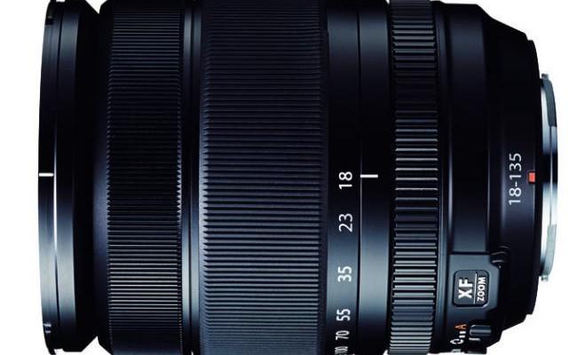 El Fujinon 18-135mm f/3.5-5.6 saldrá a la venta el mes que viene