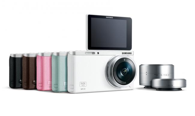 Samsung lanza al fin su Samsung NX Mini, la CSC más pequeña y versátil del mercado
