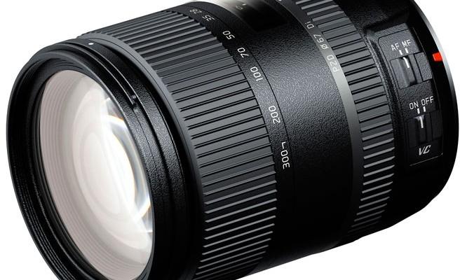 Tamron anuncia el lanzamiento del Tamron 28-300mm f/3.5-6.3 Di VC PZD